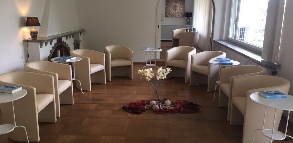 Hypnose Therapie Raum