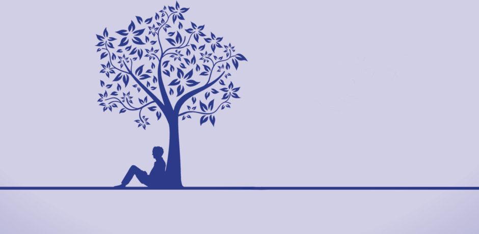 Entspannt unter dem Baum - Kreatives Stressmanagement - Seminar in Scuol 2018