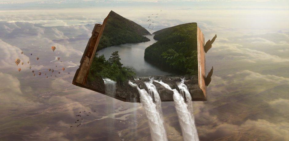 Märchenhafte Welt