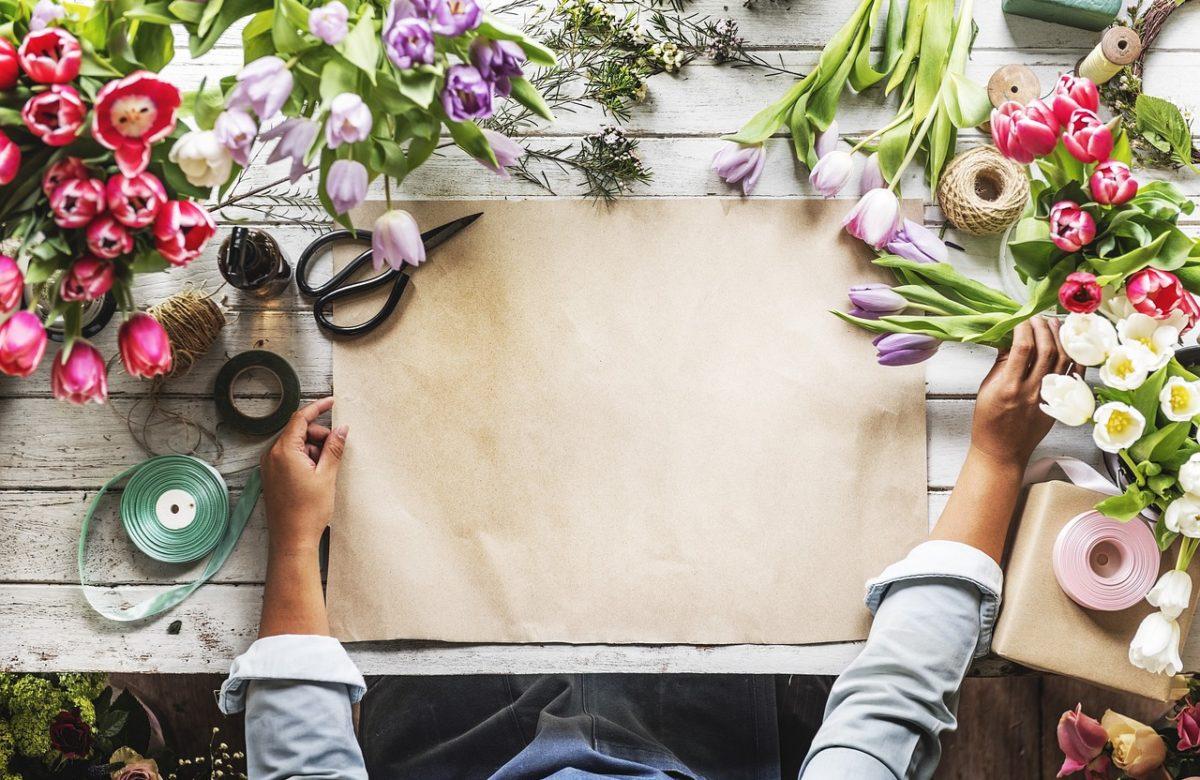 Jede Blume erzählt ihre individuelle Geschichte